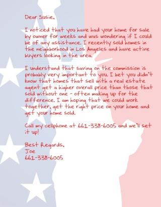 Patriot Letter USA AGT 4